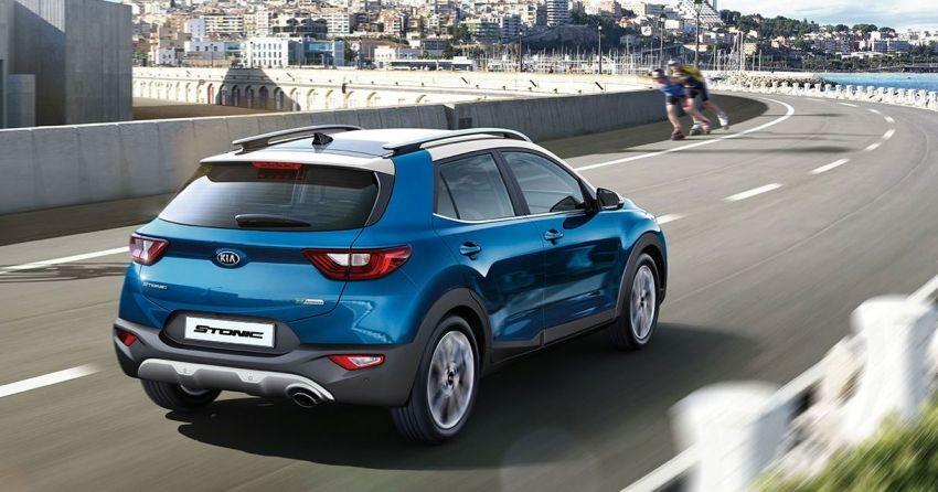 Kia Stonic 2021 tại thị trường châu Âu có 3 tùy chọn động cơ khác nhau