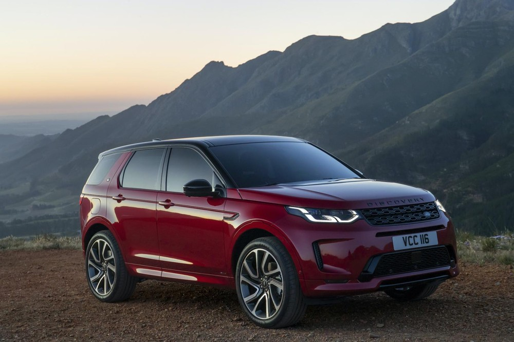 Giá xe Land Rover Discovery Sport 2020