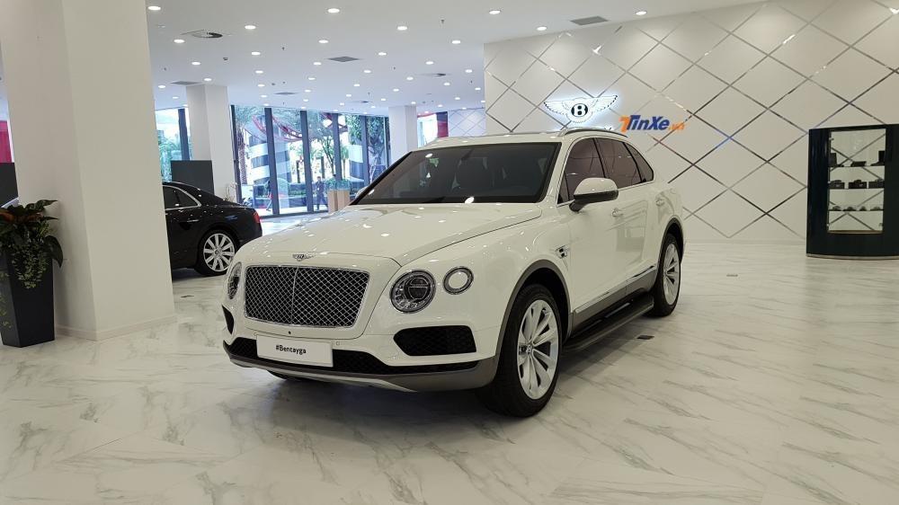 Bentley Bentayga tại Việt Nam
