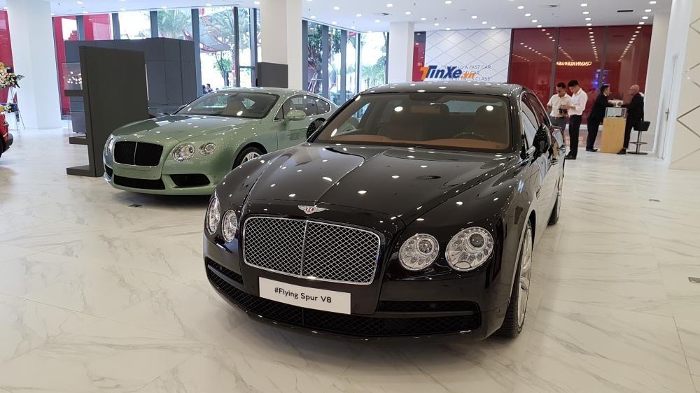Giá xe Bentley mới nhất tháng 8 năm 2020 tại Việt Nam