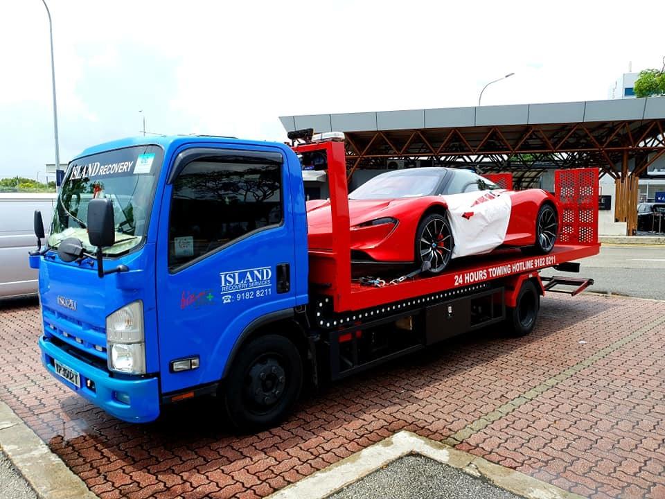 Đây là chiếc siêu xe triệu đô McLaren Speedtail đầu tiên có mặt tại Asean và có thể là đầu tiên ở châu Á