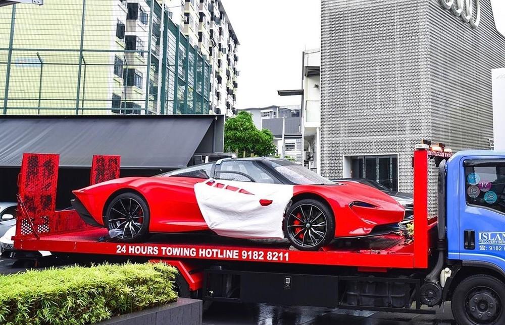 Siêu xe triệu đô McLaren Speedtail có giá xuất xưởng 56 tỷ đồng