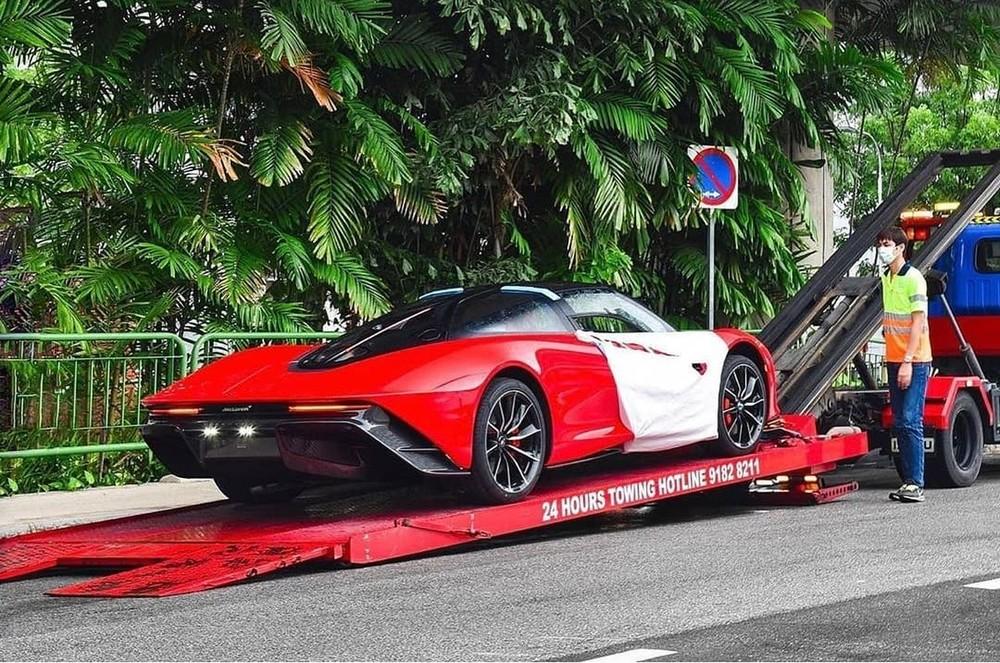 Trên toàn thế giới chỉ có 106 chiếc siêu xe triệu đô McLaren Speedtail được sản xuất