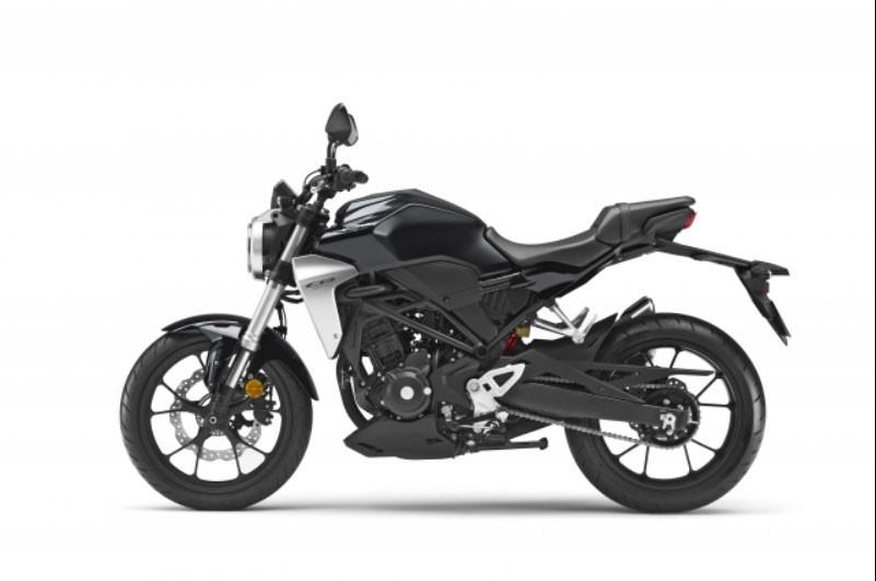 Honda CB300R 2020 Đen Bạc