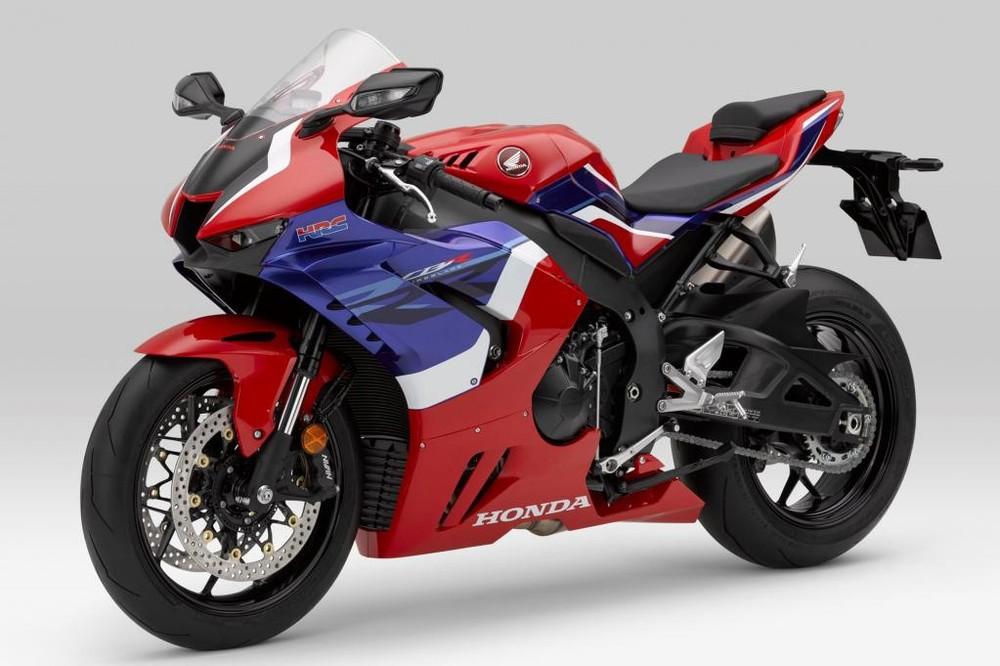 Honda CBR1000RR-R Fireblade 2020 màu Đỏ Trắng Xanh