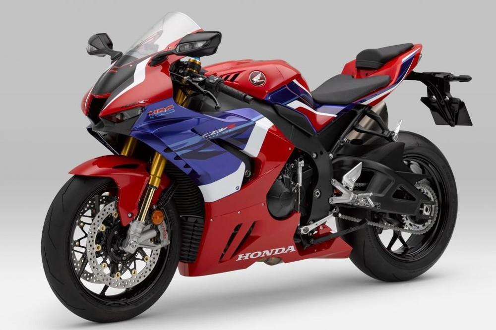 Honda CBR1000RR-R Fireblade SP 2020 màu Đỏ Trắng Xanh