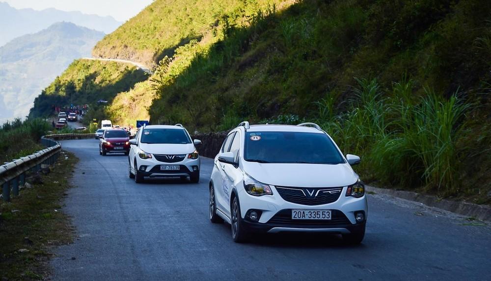 VinFast Fadil vẫn tiếp tục là mẫu xe bán chạy nhất phân khúc xe đô thị cỡ A tại Việt Nam