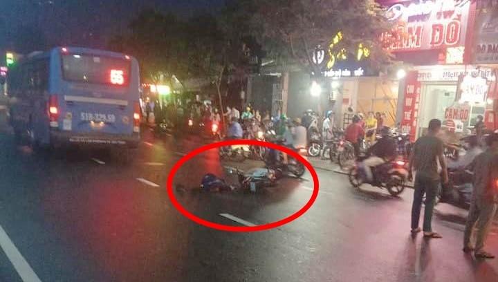 Vụ va chạm giao thông chết người này khiến đoạn đường Lê Văn Việt bị ùn tắc giao thông