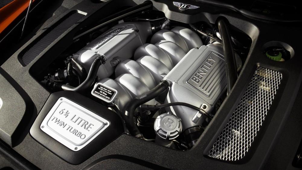 Động cơ V8, dung tích 6.75L, tăng áp kép của Bentley đã bị khai tử sau 60 năm có mặt
