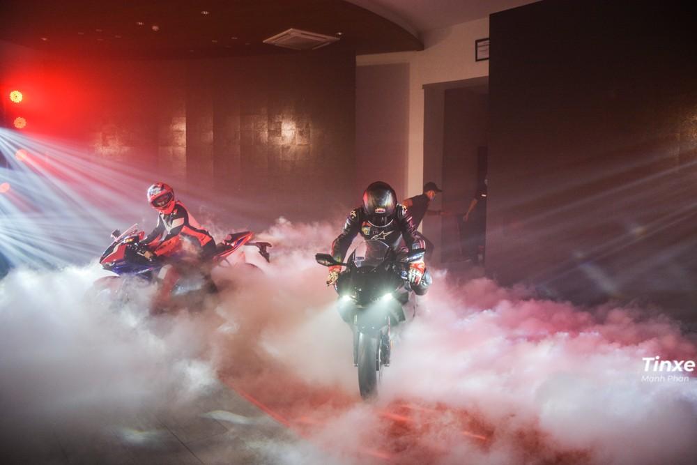 Honda CBR1000RR-R Fireblade 2020 chính thức ra mắt tại Việt Nam