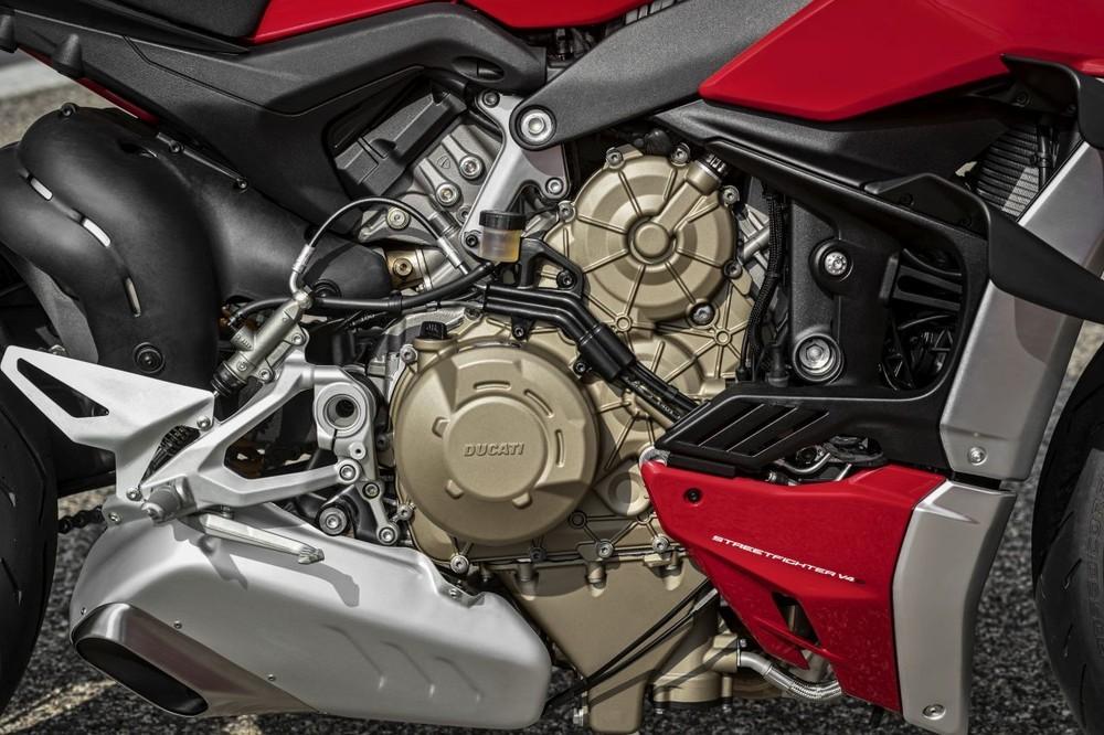 Động cơ Ducati Streetfighter V4