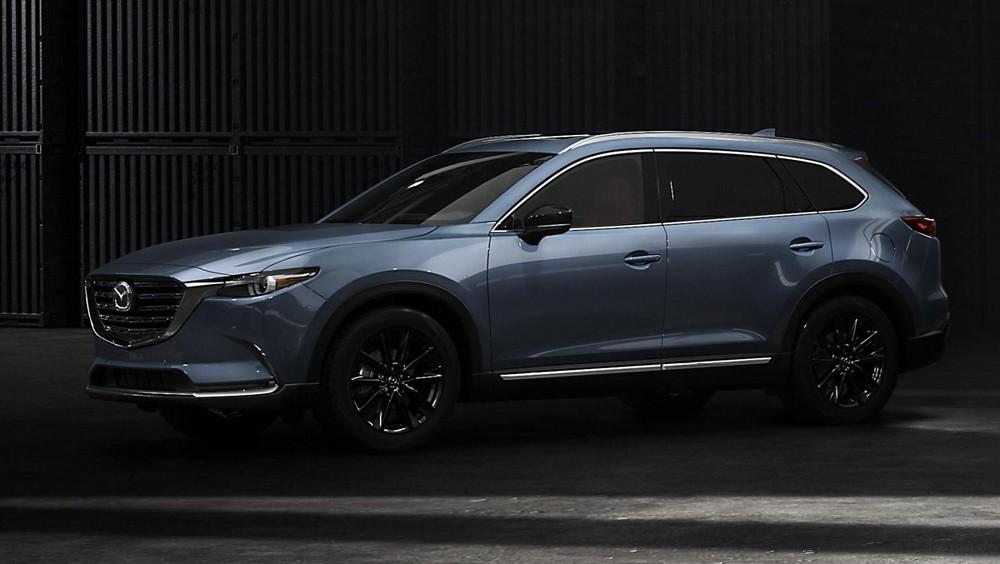 Mazda CX-9 2021 bản Carbon Edition