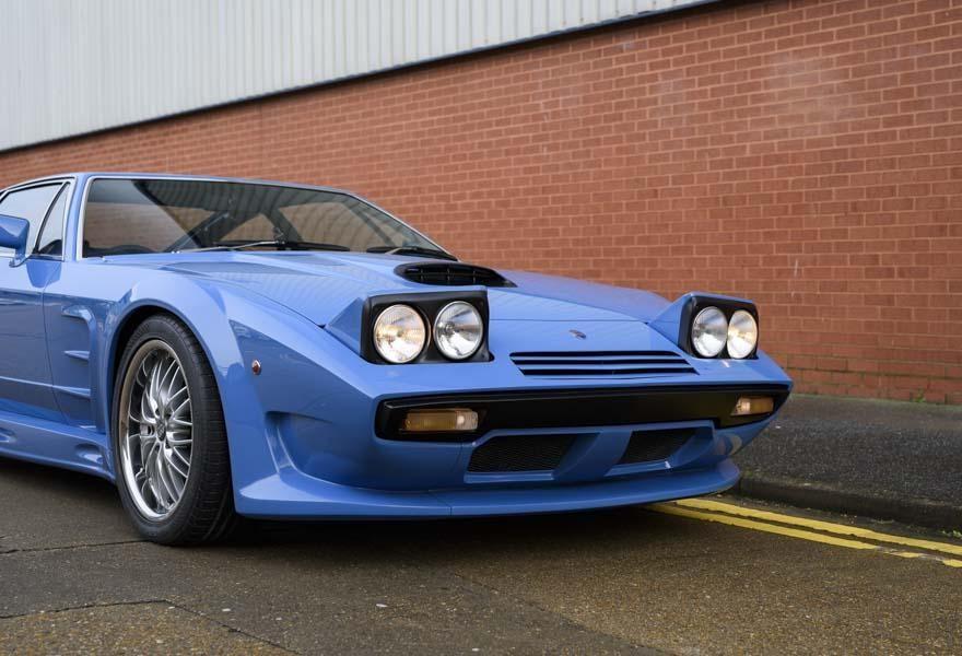 Chiếc Maserati Khamsin của Hoàng gia Brunei đã được độ lại