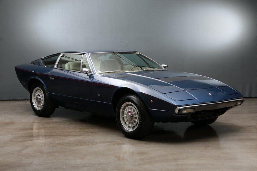Maserati Khamsin nguyên bản