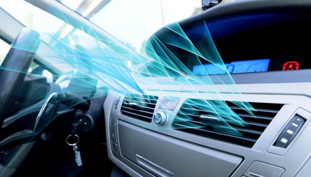 Cách sử dụng điều hòa xe ô tô