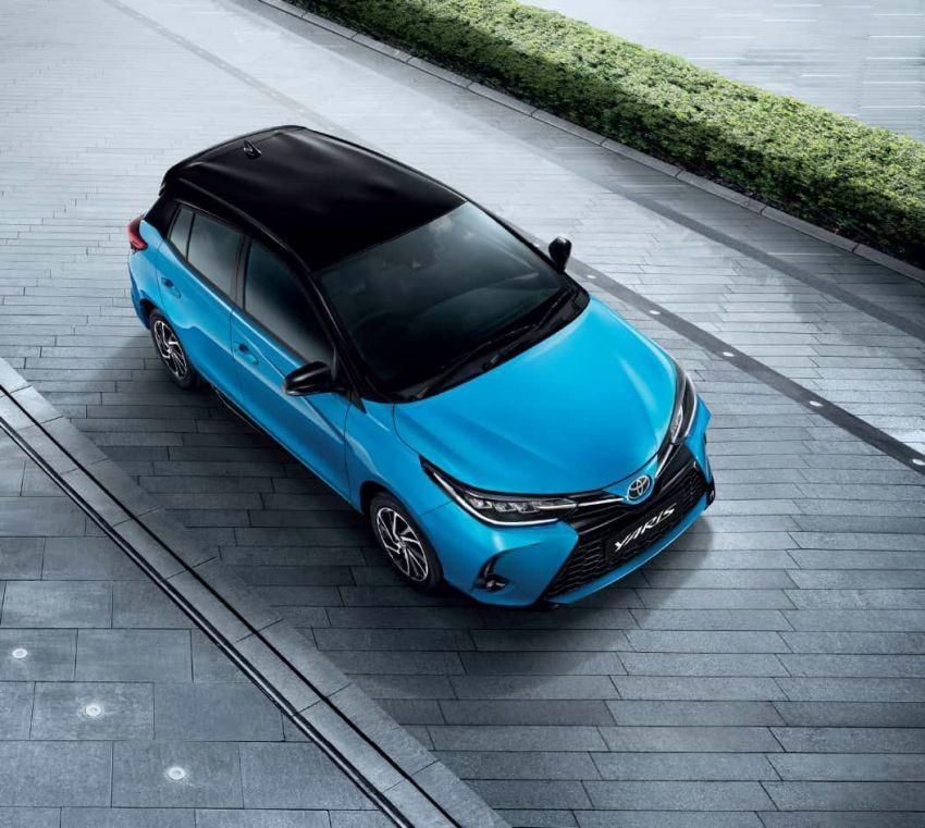 Toyota Yaris và Yaris Ativ 2020 có thêm hệ thống an toàn Toyota Safety Sense