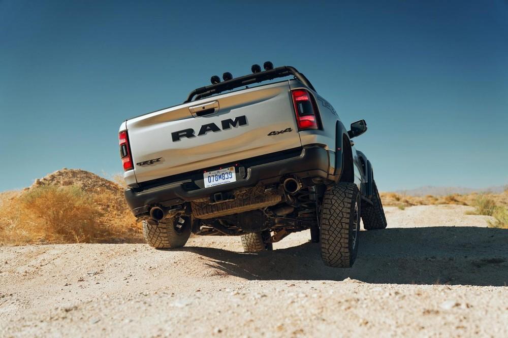 Ram 1500 TRX 2021 hứa hẹn có khả năng off-road tốt