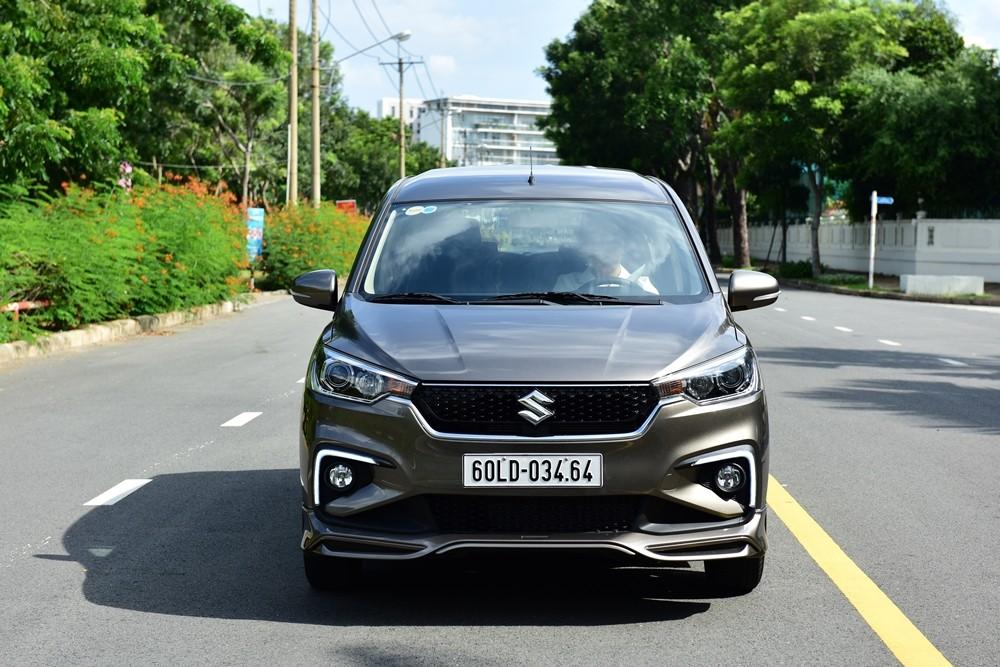 Suzuki Ertiga có mức giảm cao nhất lên đến 60 triệu đồng