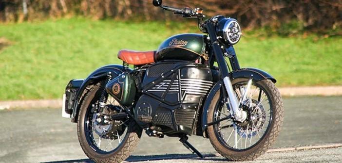 Xe mô tô điện của Royal Enfield có thể sẽ trông như thế này?