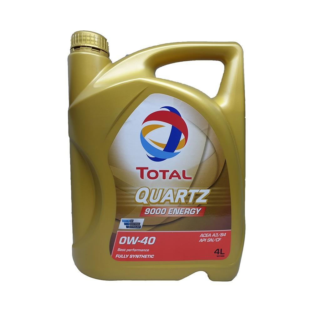 Dầu Total Quartz cho ô tô