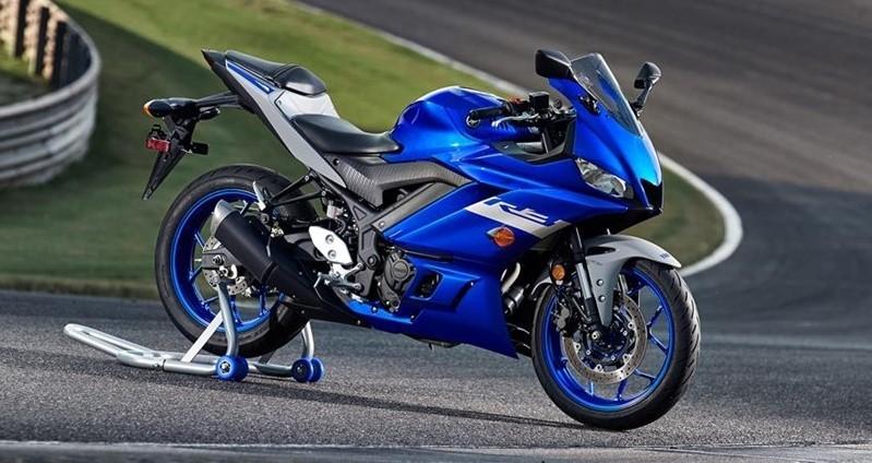 Sport bike Yamaha R3 hiện tại