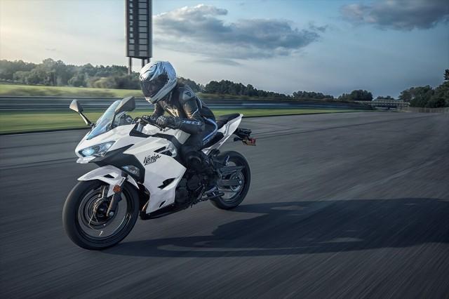 Kawasaki Ninja 400 2020 tại thị trường Mỹ
