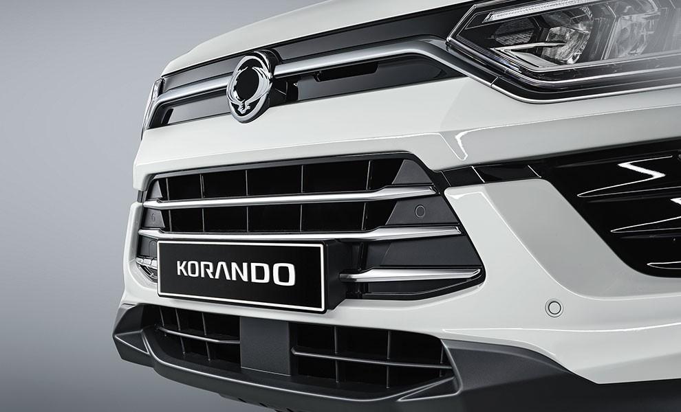 Giá xe Ssangyong Korando