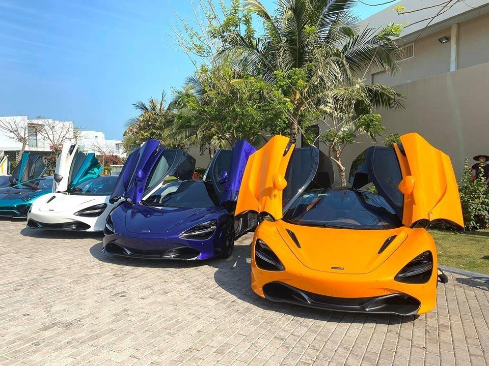 Giá xe McLaren 720S tại Việt Nam cao nhất thế giới