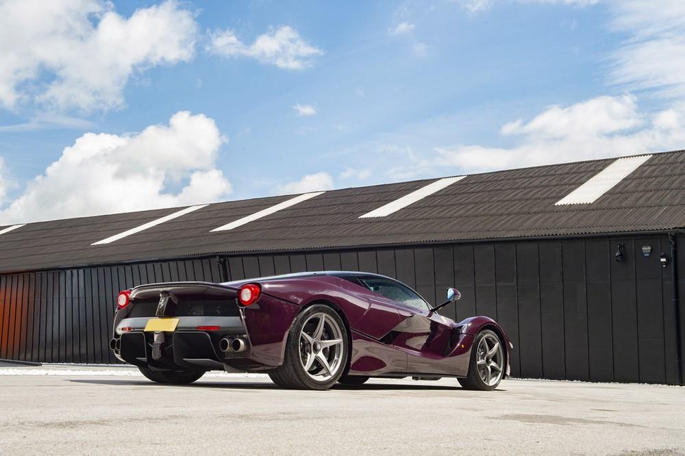 Thiết kế của Ferrari LaFerrari rất đẹp mắt