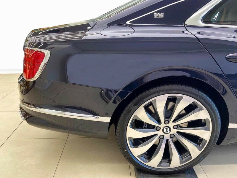 La-zăng của xe Bentley Flying Spur First Edition