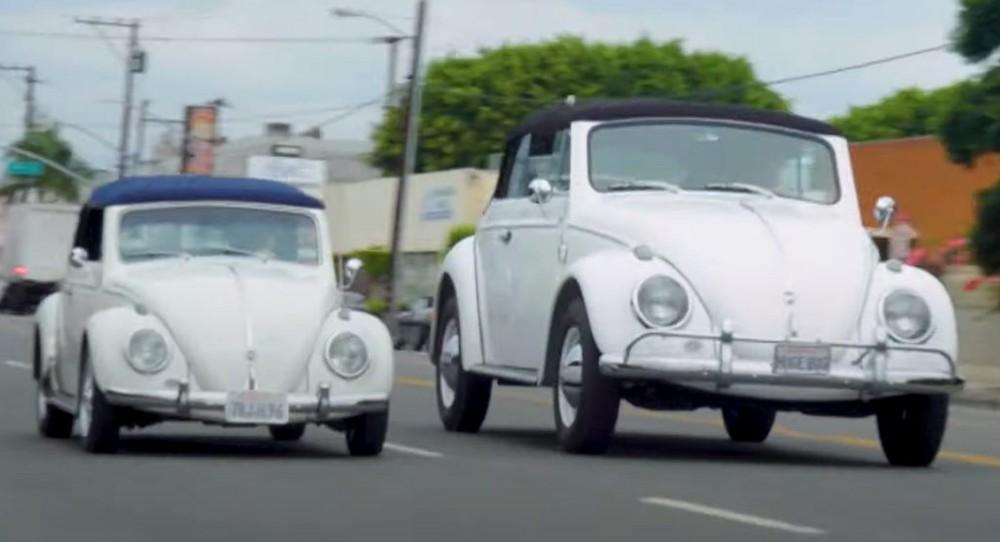 Hai bố con nhà Tupper là những người si mê Volkswagen Beetle và quyết định tạo nên một chiếc Beetle thật lớn