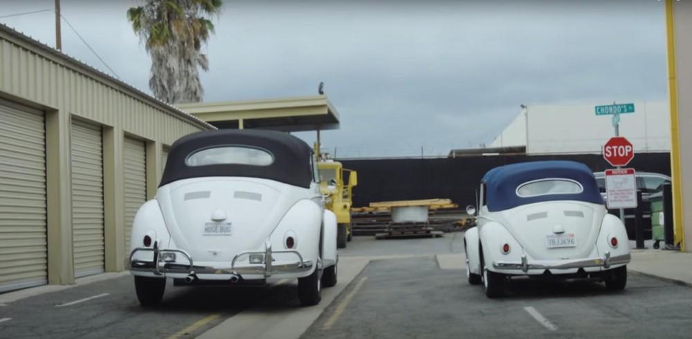 Huge Bug có kích thước lớn gấp 40% so với một chiếc Volkswagen tiêu chuẩn