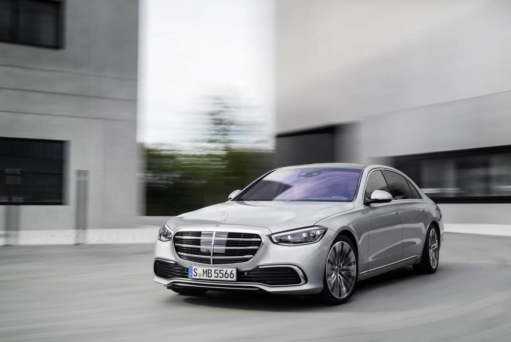 Mercedes-Benz S-Class 2021 chính thức ra mắt trong sự kiện trực tuyến