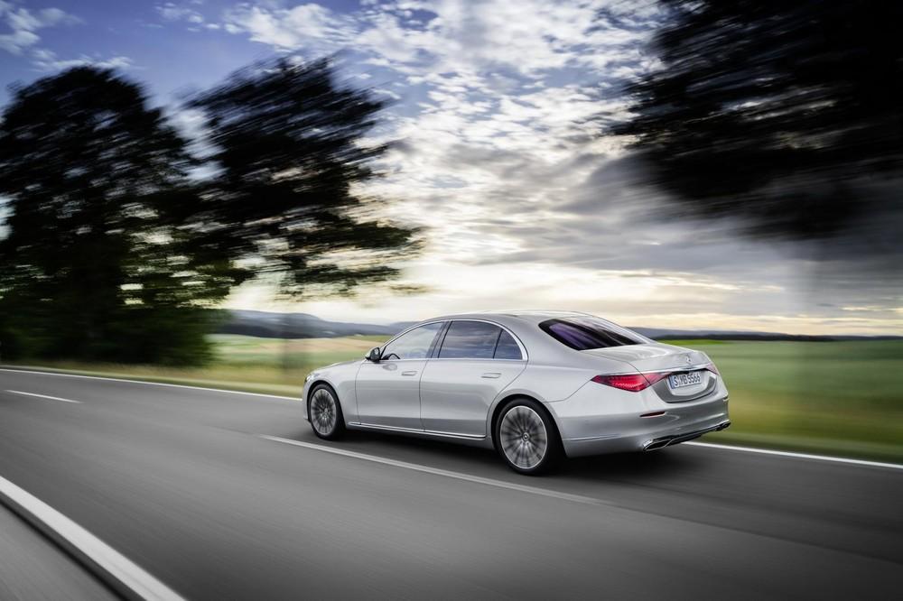 Mercedes-Benz S-Class 2021 có hệ thống hỗ trợ lái bán tự động cấp độ 3 mang tên Drive Pilot