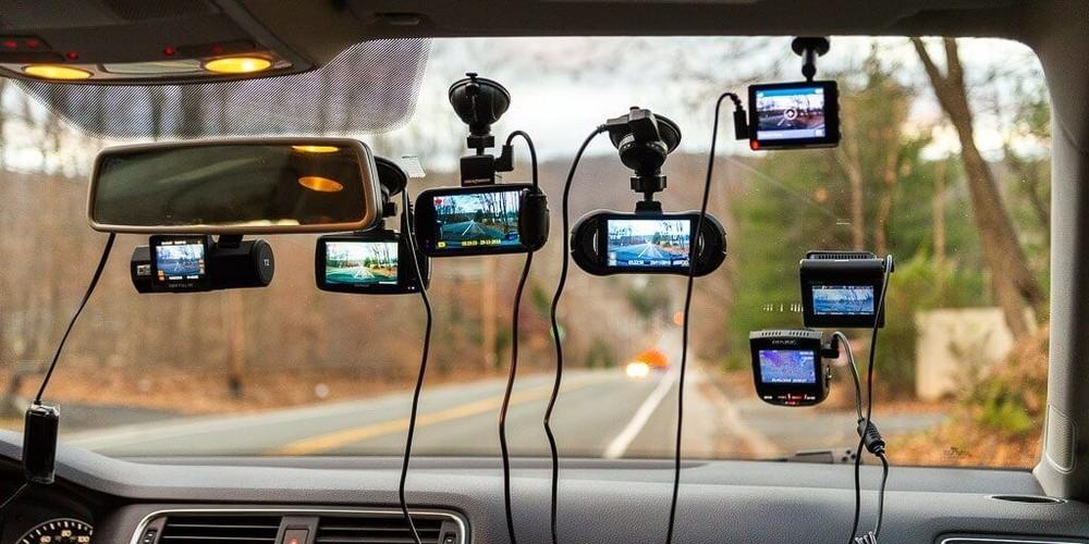 Tổng hợp các loại camera ô tô cho xe hơi.