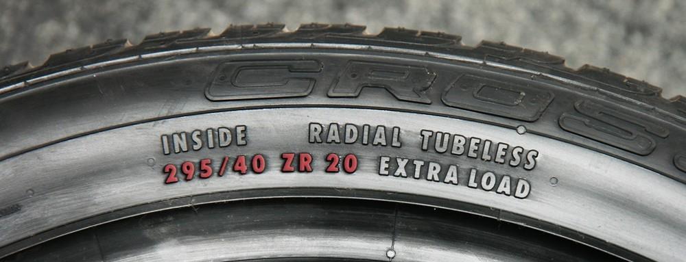 Ký hiệu lốp không săm và cách đọc thông số cơ bản.