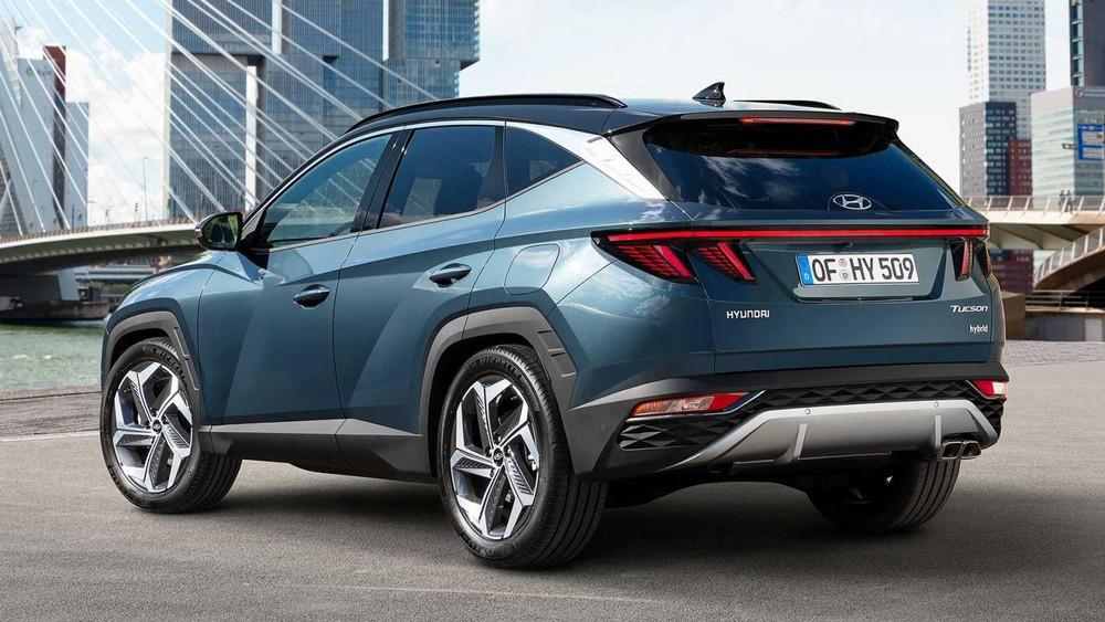 Hyundai Tucson 2021 sẽ có cả phiên bản kéo dài LWB