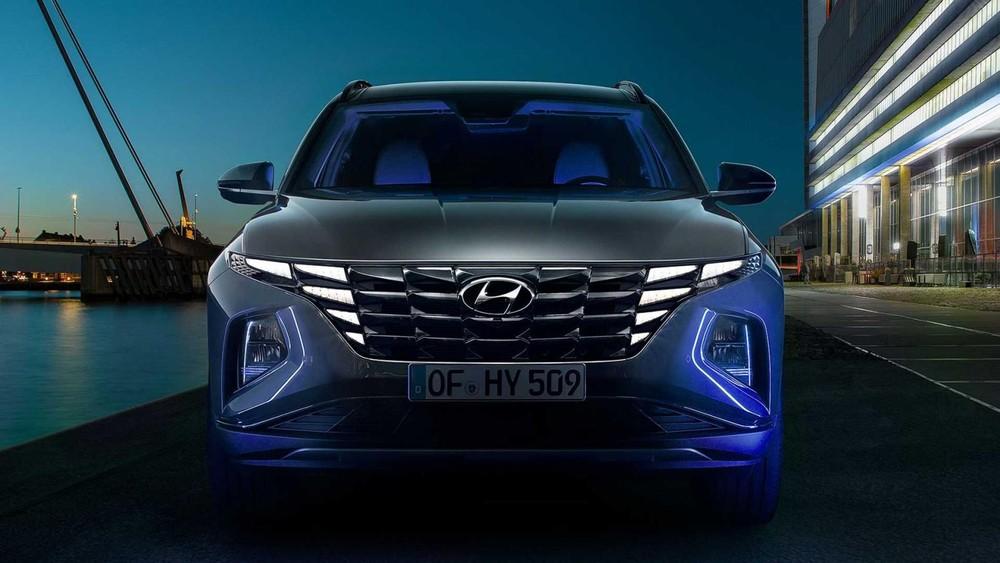 Hyundai Tucson 2021 sẽ có cả hệ truyền động hybrid và plug-in hybrid