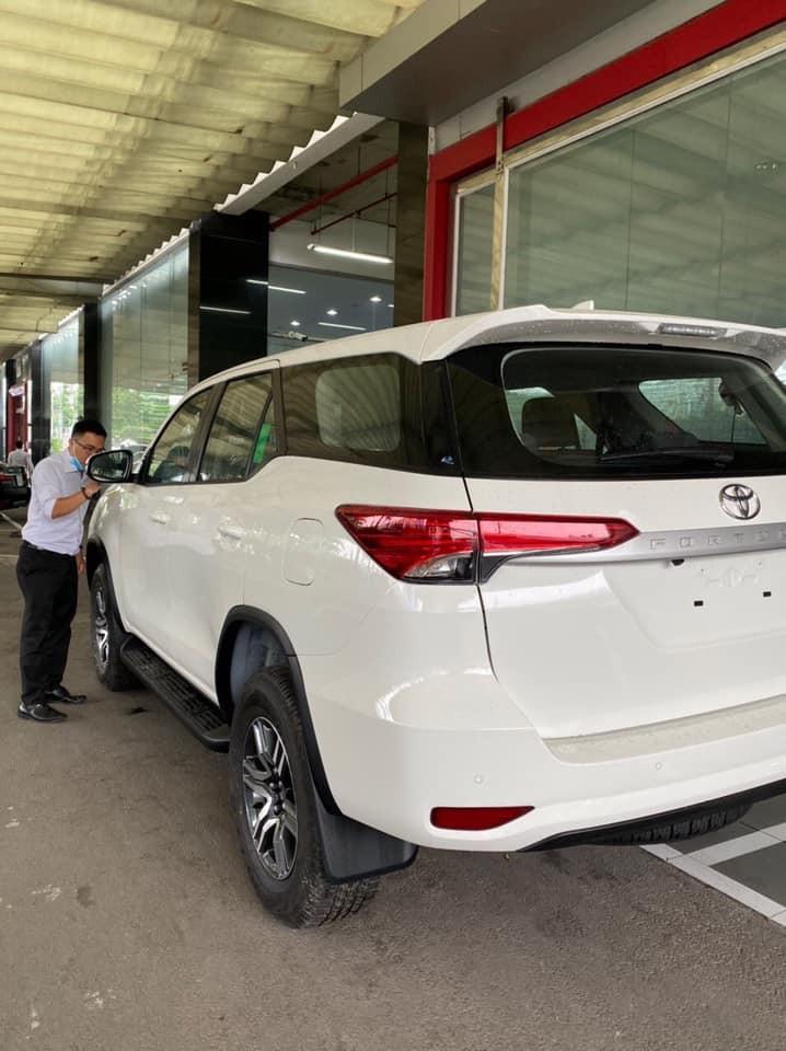 Toyota Fortuner 2020 vẫn sẽ có 4 phiên bản được lắp ráp trong nước, có thêm bản Legender cao cấp giống Thái Lan