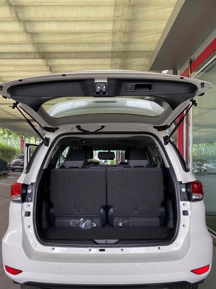 Ngoài thiết kế thay đổi nhẹ và động cơ được cải tiến, gói công nghệ an toàn Toyota Safety Sense sẽ là điểm nhất của Toyota Fortuner 2020