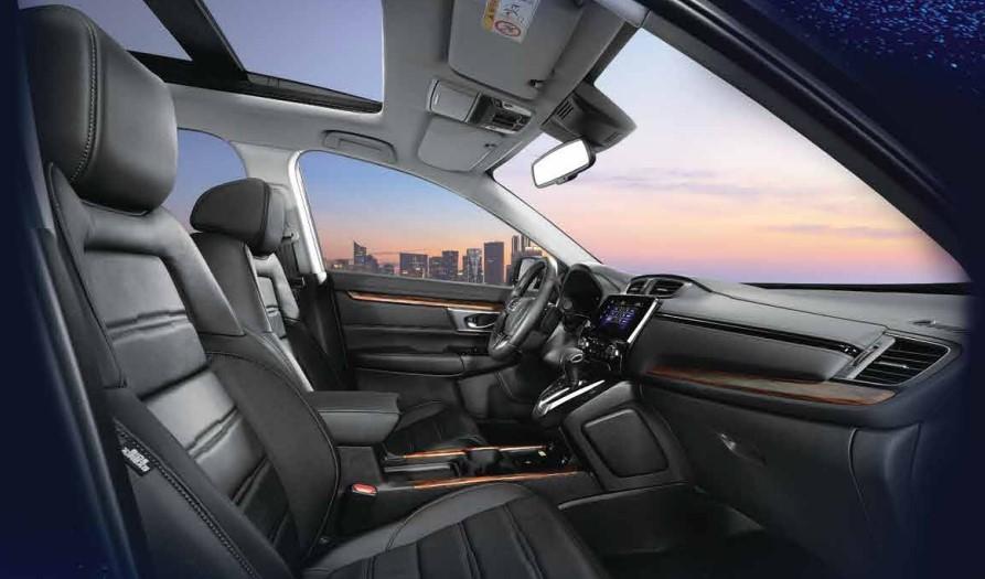 Không gian nội thất bên trong Honda CR-V 2020