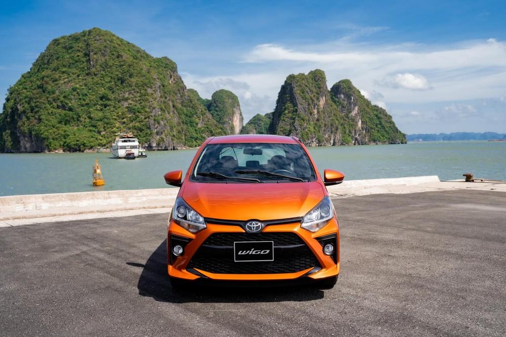 Mẫu xe Wigocó 2 phiên bản và cạnh tranh trực tiếp cùng Hyundai Grand i10 và Kia Morning