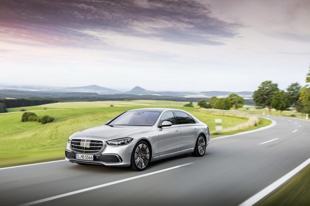 Mercedes-Benz S-Class 2021 được công bố giá sau khi ra mắt được hơn 1 tuần