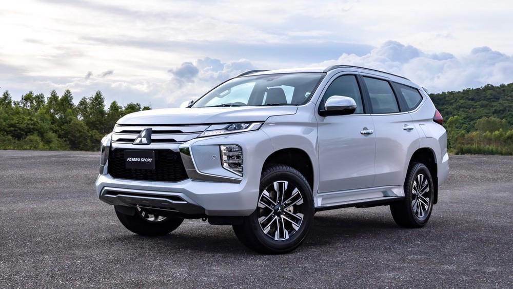 Mitsubishi Pajero Sport 2020 sẽ được ra mắt vào đầu tháng 10 tới đây