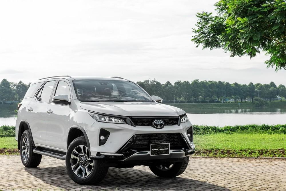 Toyota Fortuner 2020 chính thức ra mắt Việt Nam với tổng cộng 7 phiên bản