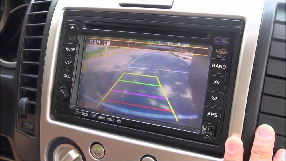 Nguyên nhân và cách khắc phục các lỗi camera lùi thường gặp