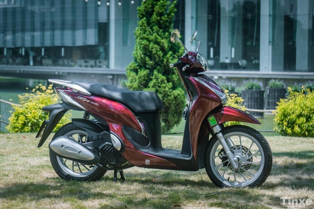 Honda là thương hiệu xe máy rất được ưa chuộng tại Việt Nam.