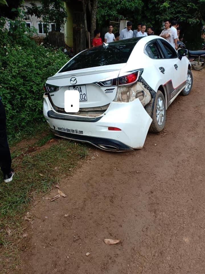 Vụ tai nạn không gây thương vong về người