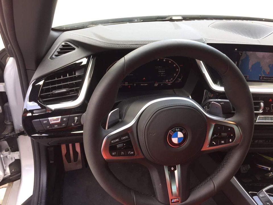 Vô lăng của BMW Z4 2020