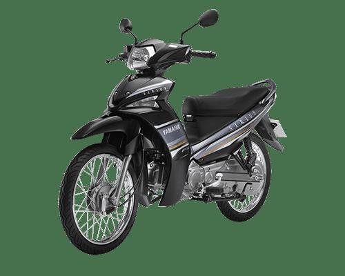 Yamaha Sirius FI Phanh cơ đen